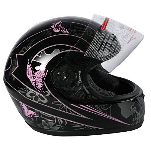 TCMT DOT Adult Dirt Bike ATV Motocross Motorcycle Helmet