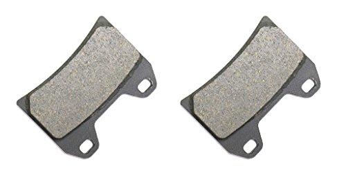 CNBK Front Brake Pads Resin fit HUSQVARNA Dirt Bike SM610 SM 610 Super Motard S 98 99 00 01 02 03 04 05 06 07 08 09 1998 1999 2000 2001 2002 2003 2004 2005 2006 2007 2008 2009 1 Pair2 Pads
