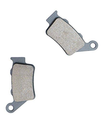 CNBK Rear Brake Pad Carbon fit HUSQVARNA Dirt Bike TC510 TC 510 Centennial 04 05 06 07 08 09 10 11 12 13 2004 2005 2006 2007 2008 2009 2010 2011 2012 2013 1 Pair2 Pads