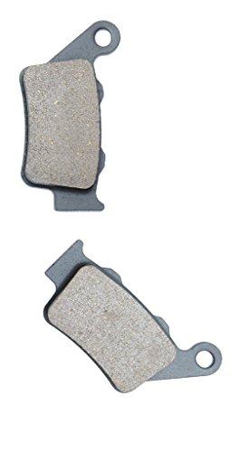 CNBK Rear Brake Pad Resin fit for HUSQVARNA Dirt Bike SM570 SM 570 R 01 02 03 04 2001 2002 2003 2004 1 Pair2 Pads