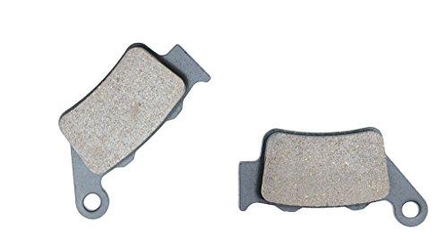 CNBK Rear Brake Pad Semi Met for HUSQVARNA Dirt Bike TE250 TE 250 02 03 04 05 2002 2003 2004 2005 1 Pair2 Pads