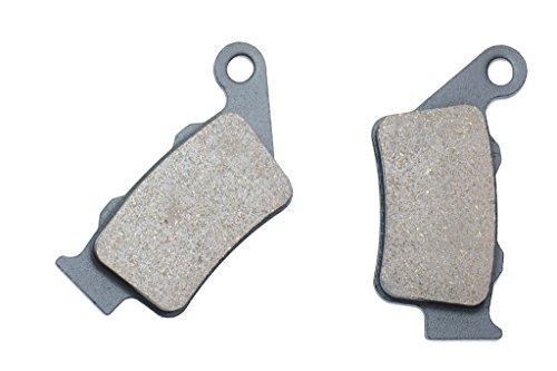 CNBK Rear Brake Pad Semi-Metallic for HUSQVARNA Dirt Bike SM510 SM 510 R 05 05 2005 1 Pair2 Pads