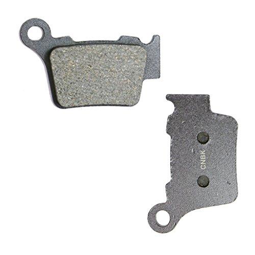 CNBK Rear Brake Pads Resin fit HUSQVARNA Dirt Bike SMR511 SMR 511 11 12 13 2011 2012 2013 1 Pair2 Pads