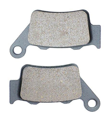 CNBK Rear Brake Pads Semi Met fit for HUSQVARNA Dirt Bike SM610 SM 610 R 00 01 2000 2001 1 Pair2 Pads