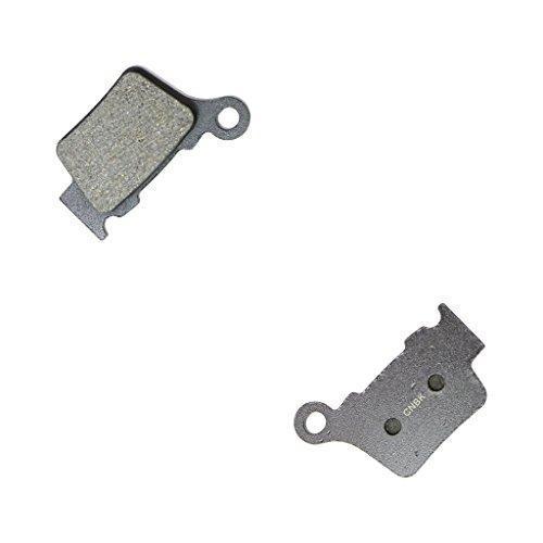CNBK Rear Brake Pads Semi-Metallic fit HUSQVARNA Dirt Bike FE501 FE 501 4T 14 16 2014 2016 1 Pair2 Pads