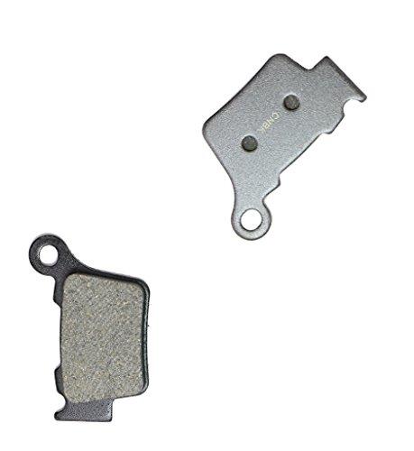 CNBK Rear Brake Pads Semi-Metallic fit HUSQVARNA Dirt Bike TE300 TE 300 2T 11 12 13 2011 2012 2013 1 Pair2 Pads