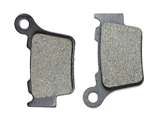 CNBK Rear Disc Brake Pads Carbon fit for HUSQVARNA Dirt Bike FE350 FE 350 4T 14 16 2014 2016 1 Pair2 Pads