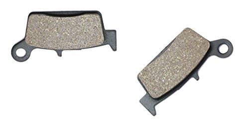 CNBK Rear Disc Brake Pads Semi Metallic fit HUSQVARNA Dirt Bike WXE125 WXE 125 07 07 2007 1 Pair2 Pads