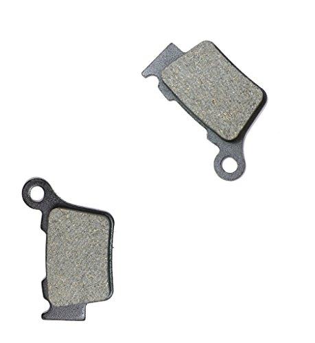 CNBK Rear Disc Brake Pads Semi-met for HUSQVARNA Dirt Bike SM510 SM 510 R 06 07 08 09 10 2006 2007 2008 2009 2010 1 Pair2 Pads