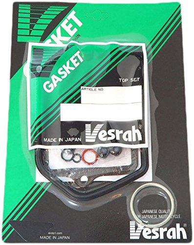 Top End Gasket kit for Kawasaki BAYOU 185 1985-1988