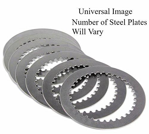 Vesrah Clutch Steel Plates for Kawasaki Bayou 185 1985-1988