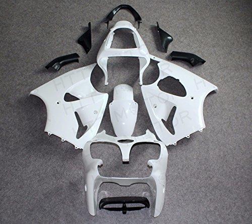 Unpainted Fairing Kit For Kawasaki ZX6R 2000-2002 636 00-02