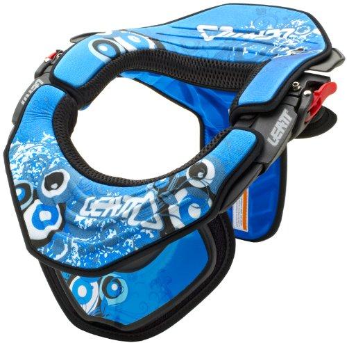 Leatt GPX Padding and Sticker Kit Ashley Fiolek Blue