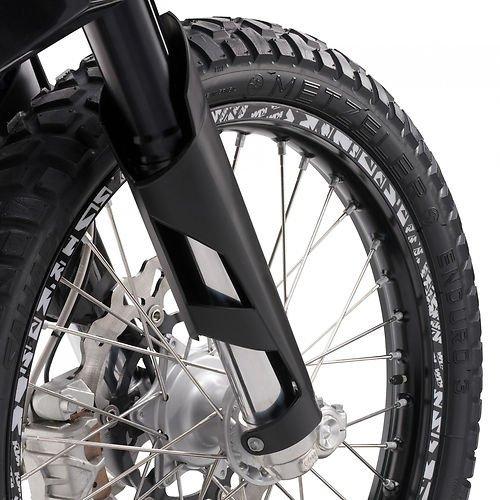 NEW KTM RIM DECALS STICKER KIT BLACK FITS ALL 125-530 CC 1998-2011 76509099000