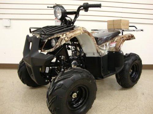 Atv 110d Fully Automatic Atv 110cc 4 Stroke Engine 16 Tires