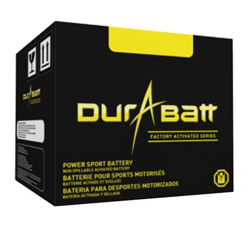 DuraBatt 2003-2009 Yamaha YTM450FW KodiakAutomatic ATV Sealed Maintenance Free Battery