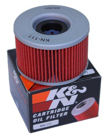 K&N OIL FILTER HONDA ATV Manufacturer K&N Part Number KN111-AD VPN KN-111-AD Condition New