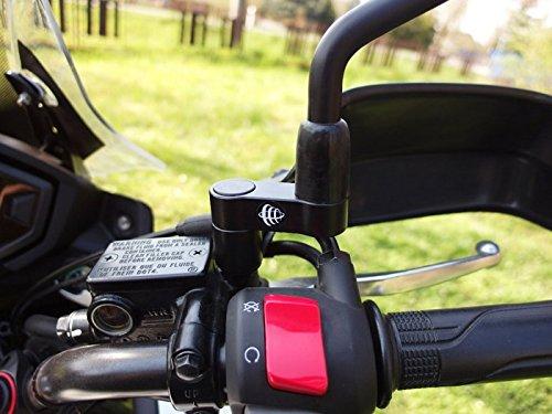 Honda VaraderoTransalpAfrica TwinCB500XCrosstourerNC700750CB650FHornetCB1000R mirror extenders