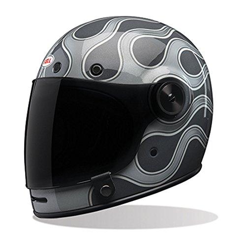 Bell Bullitt Chemical Candy BlackGrey Full Face Helmet - Small