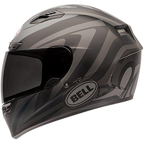 Bell Qualifier DLX Impulse Matte Black Full Face Helmet - X-Large