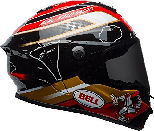 Bell Star MIPS Isle of Man Full-Face Motorcycle Helmet Gloss BlackGold Medium