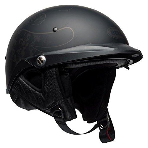 Bell Catacombs Adult Pit Boss Cruiser Helmet - Dark Smoke  Medium