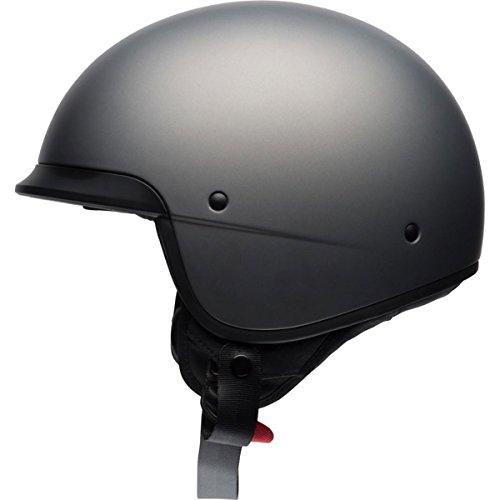 Bell Solid Adult Scout Air Cruiser Helmet - Matte Titanium  Medium