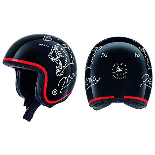 Nexx XG10 Drake Motorcycle Cruiser Helmet L