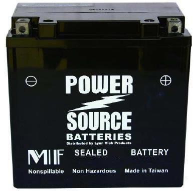 2004-2010 Kawasaki Ultra LXUltra 250X Ultra 260LX Ultra 260X PWC High Performance Sealed Battery