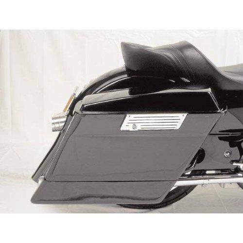Arlen Ness 06-396 Bagger Rear Fender CoverSaddlebag Extension Kit