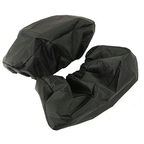XFMT 2X Sounds Saddle Bag Bagger Audio Speaker Lids Covers For Harley Saddlebags New
