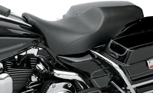 Saddlemen Profiler Seat Black for Harley Davidson FLSTC 06-11