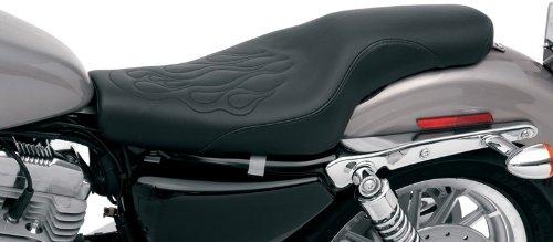 Saddlemen Profiler Seat Flame 33 Gallon for Harley XL 04-10