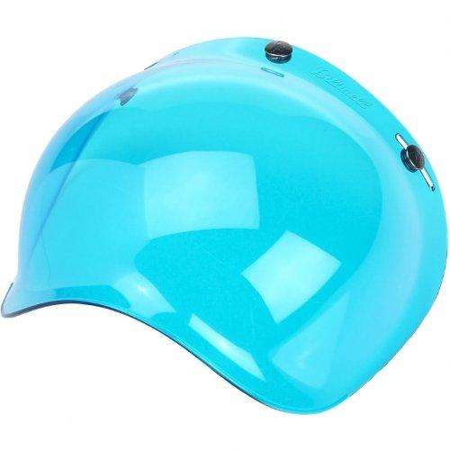 Biltwell Bubble Shield - Blue