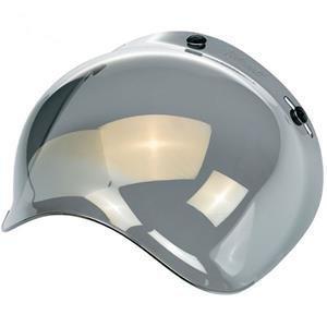 Biltwell Bubble Shield - Lite Mirror