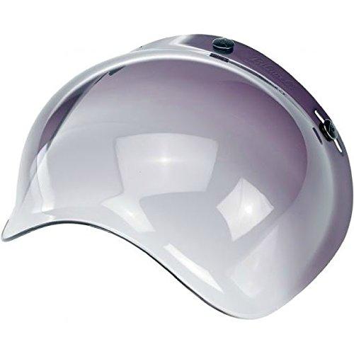 Biltwell Bubble Shield Smoke Gradient Bobber Fulmer Bell Face Shield 34 Helmet