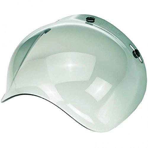 Biltwell Bubble Shield Visor for 3-snap Helmets -Gradient GREEN