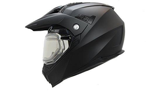 Vega Helmets unisex-adult not applicable Electric Snow Helmet Matte Black Large 1 Pack