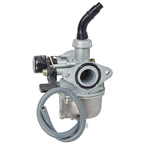 HIFROMTM PZ19 19mm Carburetor for 50CC 70CC 90CC 100CC 110CC 125CC Dirt Bikes Pocket Bike ATV Go-Kart Kazuma SUNL Carb