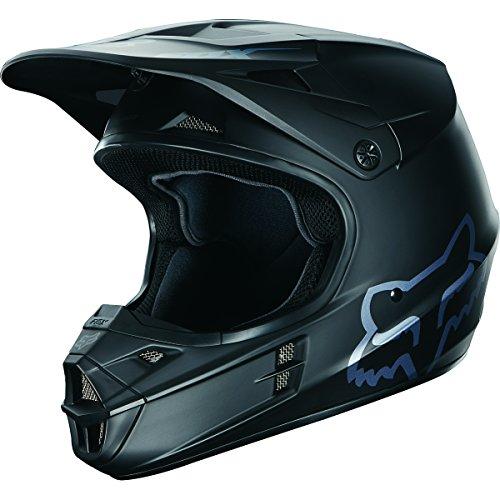 2018 Fox Racing V1 Matte Black Helmet-S