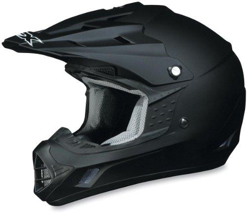 AFX FX-17 Solid Helmet  Size 4XL Primary Color Black Helmet Type Offroad Helmets Helmet Category Offroad Distinct Name Flat Black Gender MensUnisex 0110-2587