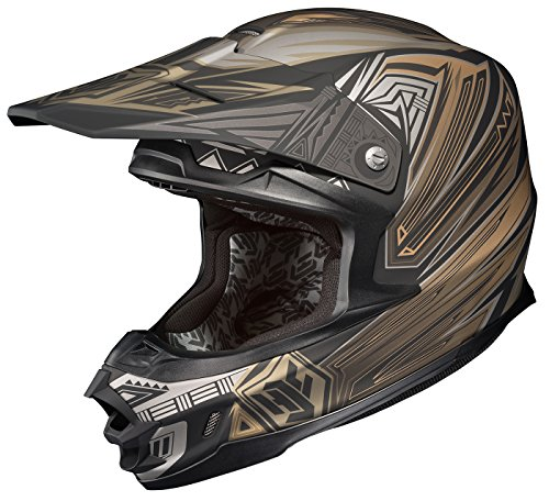 HJC FG-X Legendary Lucha Off-Road Motocross Helmet MC-5F X-Large