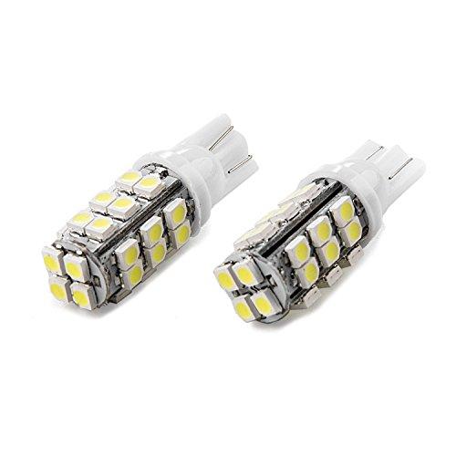 NEW 2x 168 194 T10 0W LED CREE W5W 6000K White Backup Reverse Parking Light Bulb for 2001-2009 Kia Magentis
