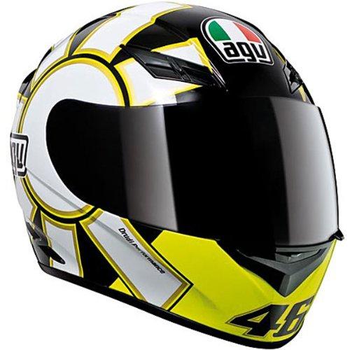 AGV K3 Gothic Valentino Rossi Replica Helmets Gothic Black