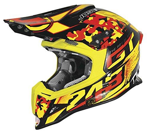 Just 1 909054 Visor for J12 Tim Gajser Replica Helmet - Tim Gajser Replica