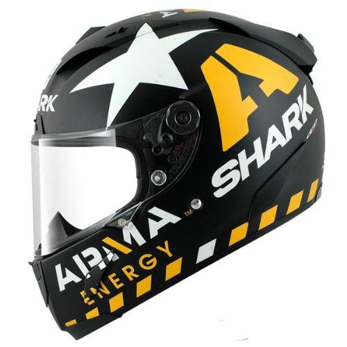 Shark Race-R Pro Redding Replica Helmet Matte BlackYellowWhite X-Large