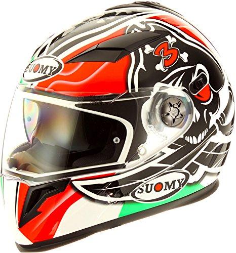 Suomy Halo Biaggi Replica Helmet Small