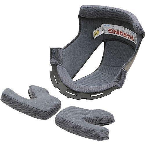 Answer Helmet Liner Set - Black 454488