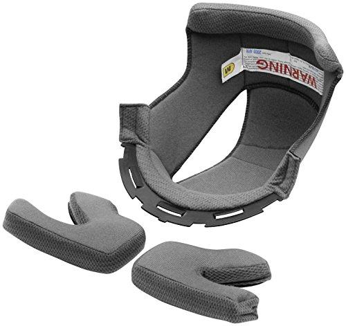 Answer Helmet Liner Set for Comet 2011 - Black - XL 454480
