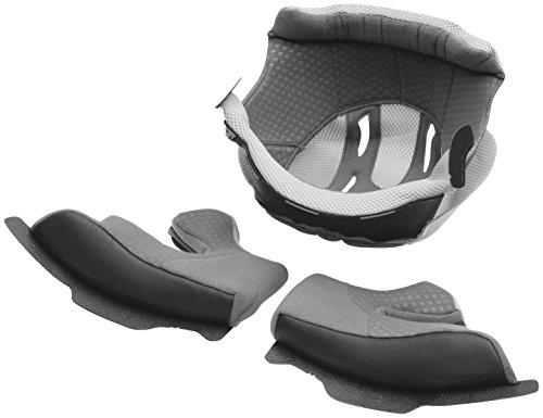 Answer Helmet Liner Set for Comet 2011 - Black - XS 454476